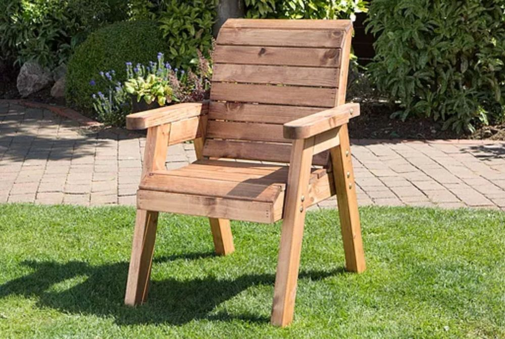 CHARLES TAYLOR SINGLE TRADITIONAL CHAIR