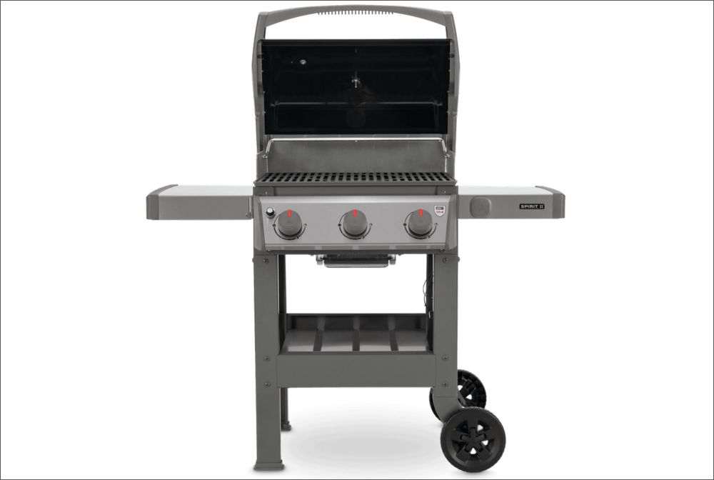 WEBER Spirit II E-310 GBS Gas Barbecue