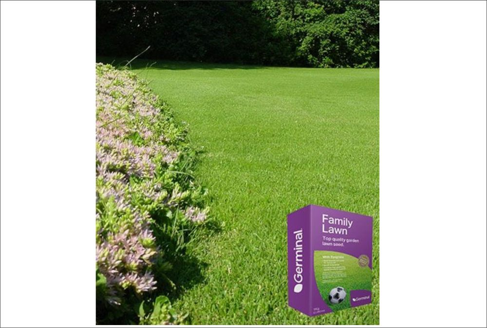 FAMILY LAWN SEED GERMINAL IKG