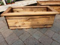 wooden Trough Med
