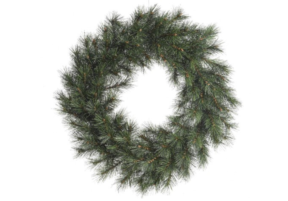 FROSTED MALMO WREATH