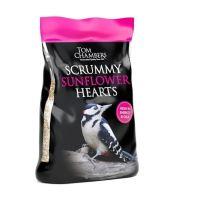 SCRUMMY SUNFLOWER HEARTS 12.55KG