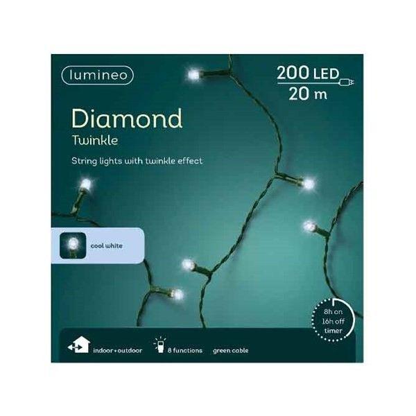 DIAMOND TWINKLE LIGHTS 200
