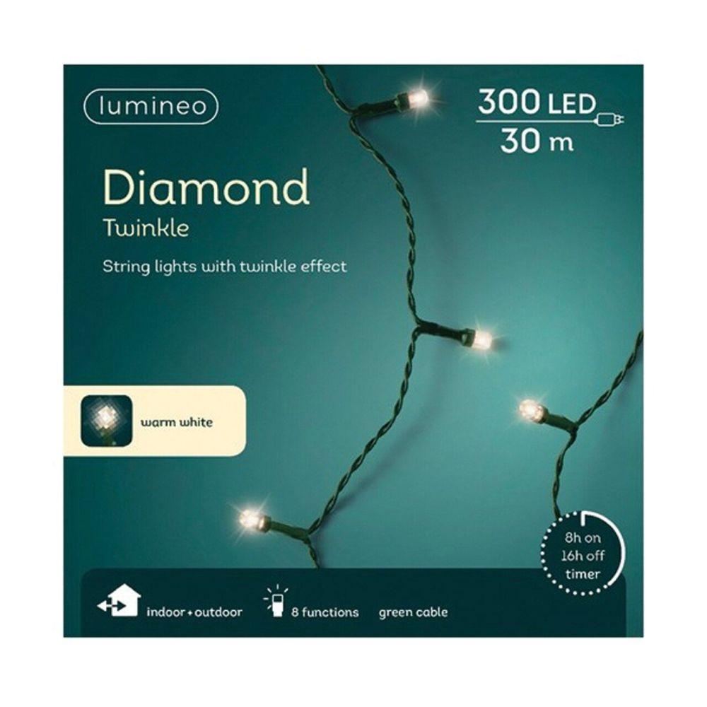 DIAMOND TWINKLE LIGHTS 300