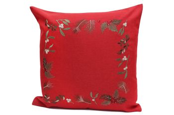BLESSED RED CUSHION