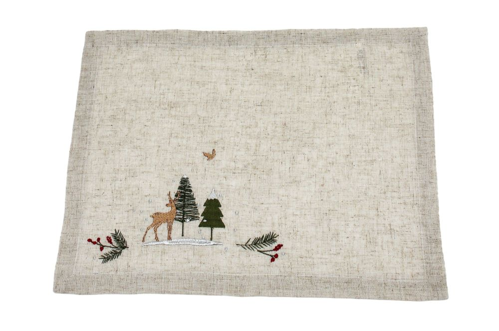 WINTER GLADE PLACEMATS