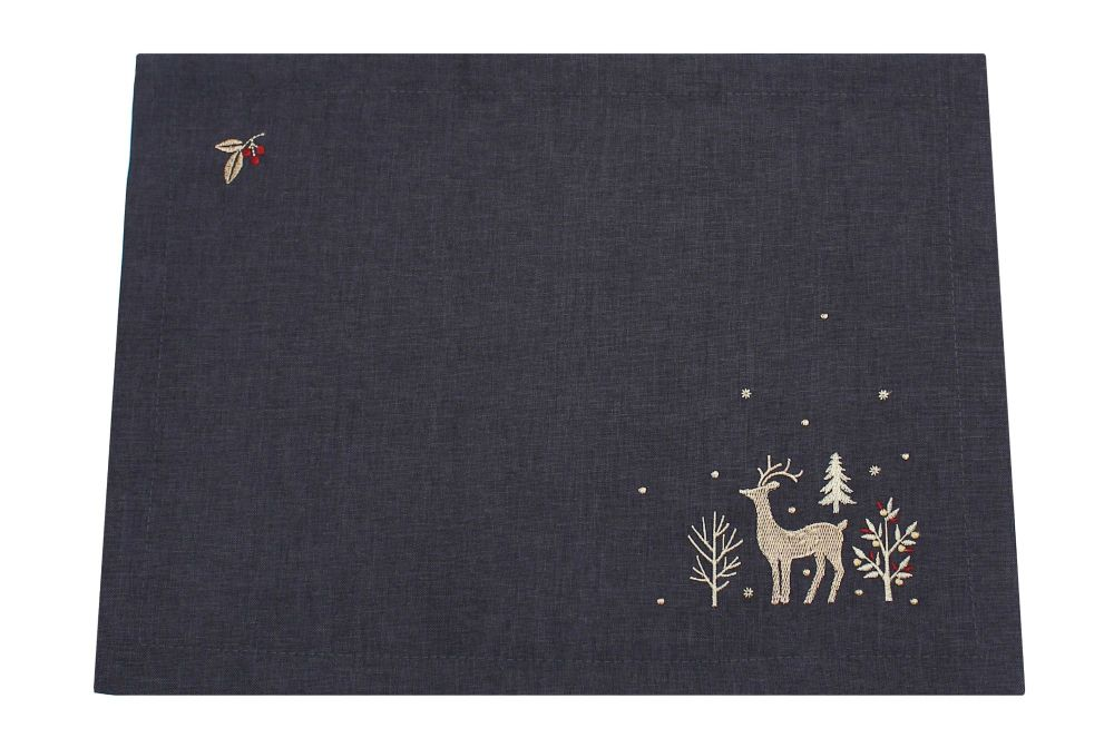 WOODLAND WAY PLACEMATS SET OF 2