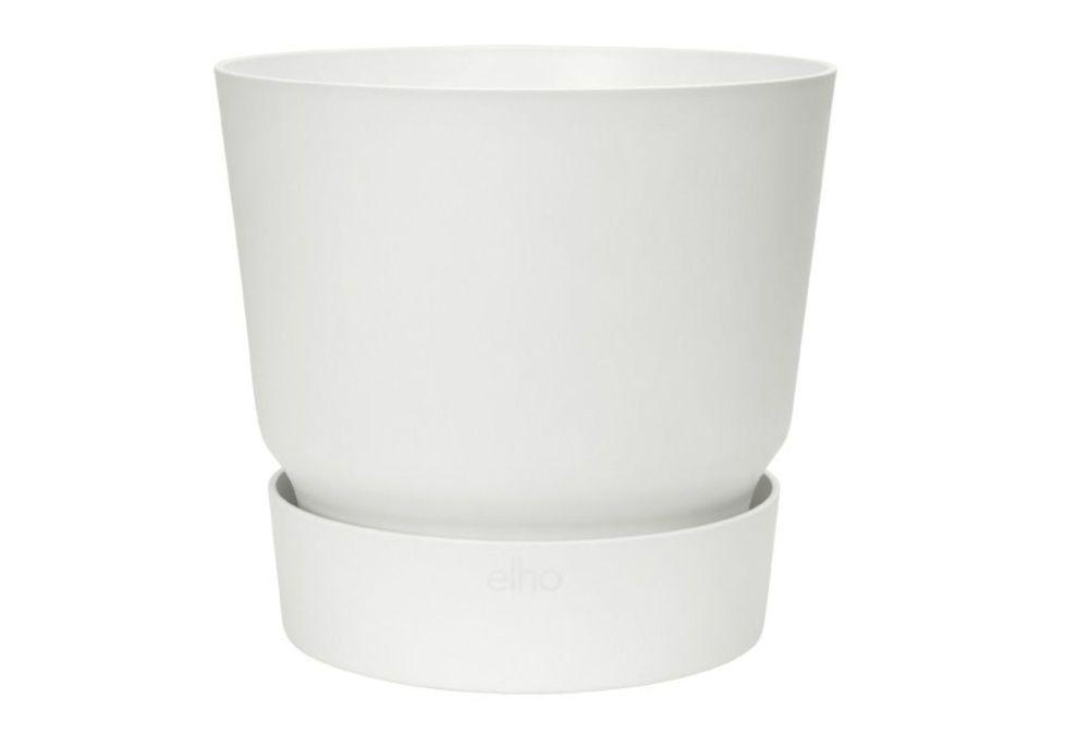 GREENVILLE ROUND 40 cm white