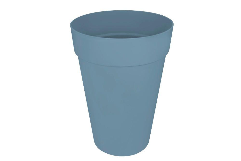 LOFT ROUND HIGH  35 cm vintage blue