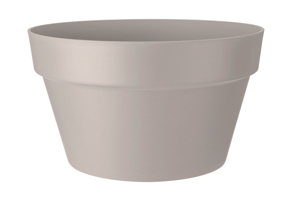 LOFT ROUND BOWL 35 warm grey