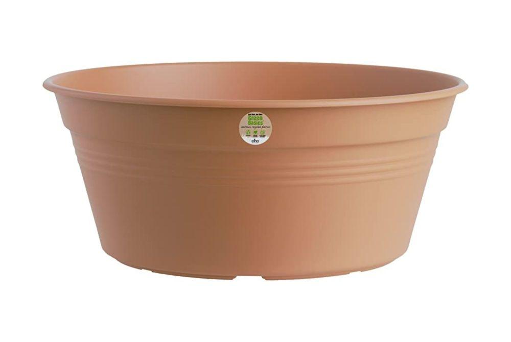 GREEN BASIC BOWL 33 mild terra