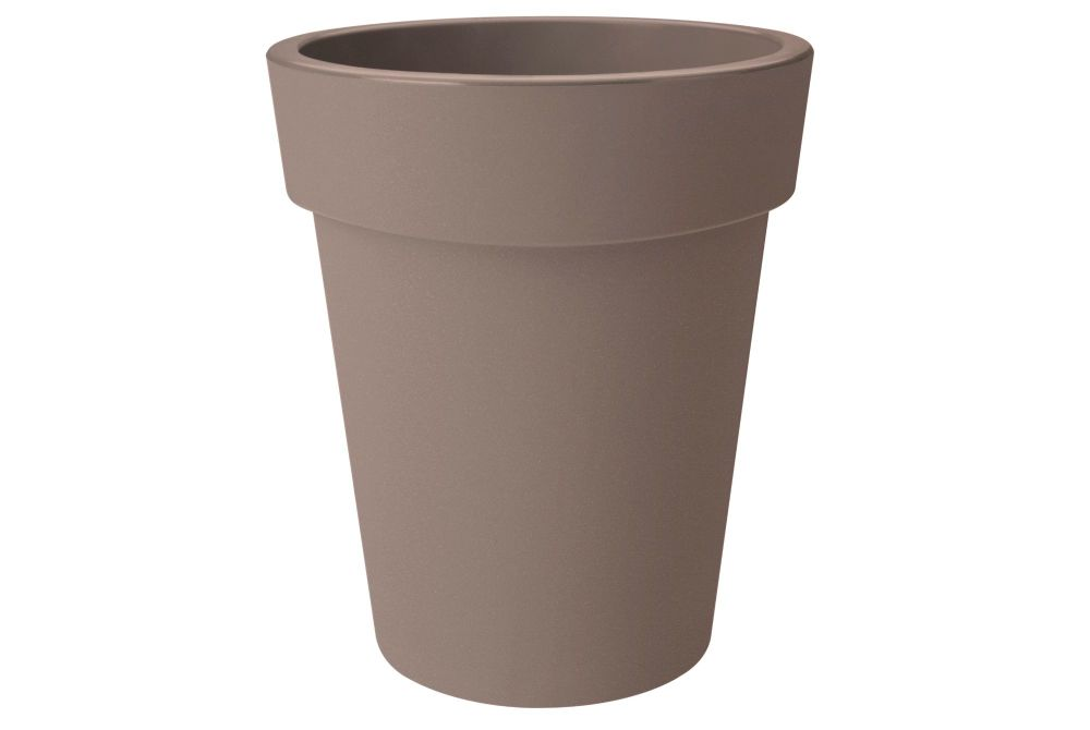 GREEN BASIC TOP  PLANTER HIGH  35 taupe