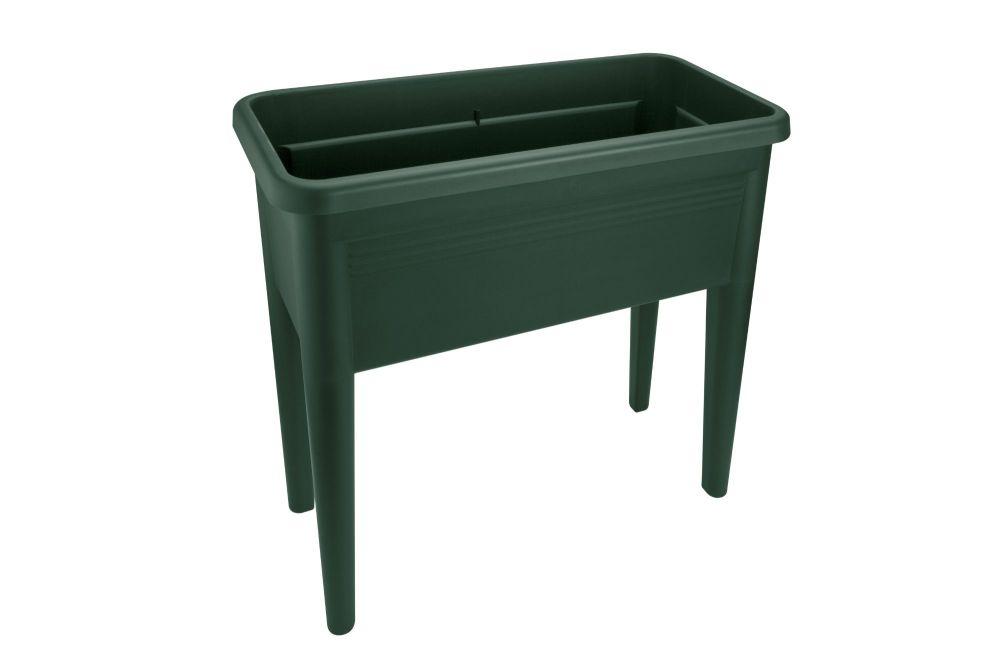 GREEN BASIC GOW TABLE XXL leaf green