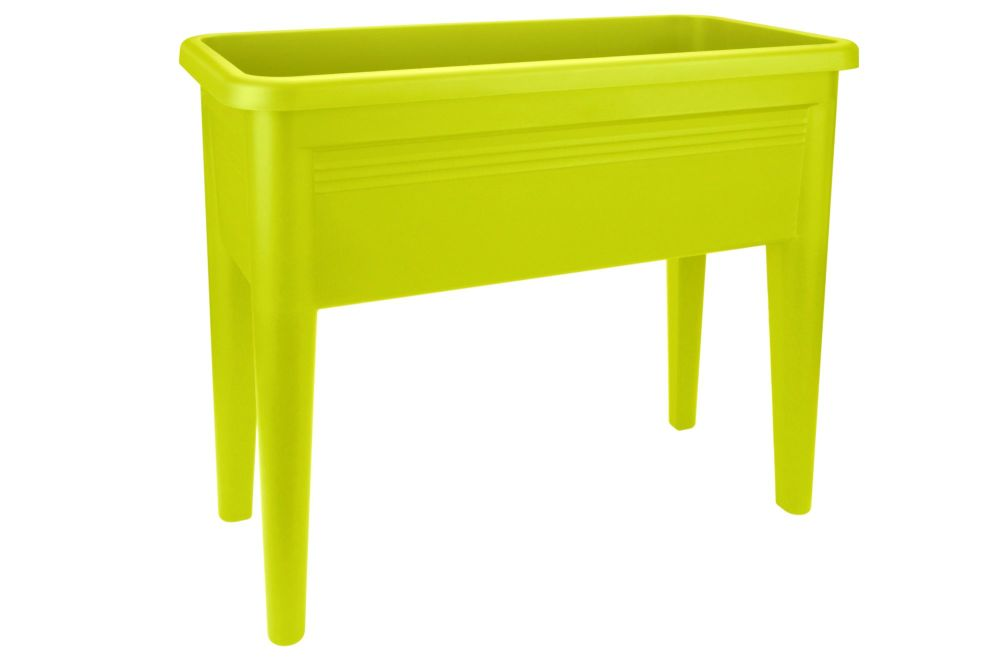 GREEN BASIC GOW TABLE XXL lime green
