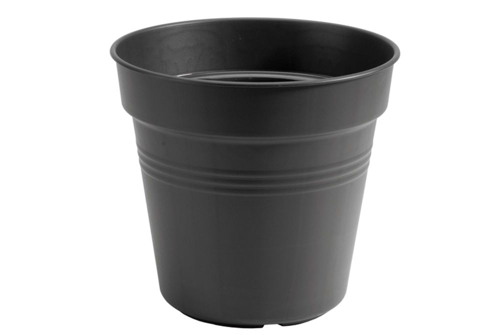GREEN BASIC GROWPOT 17 living black