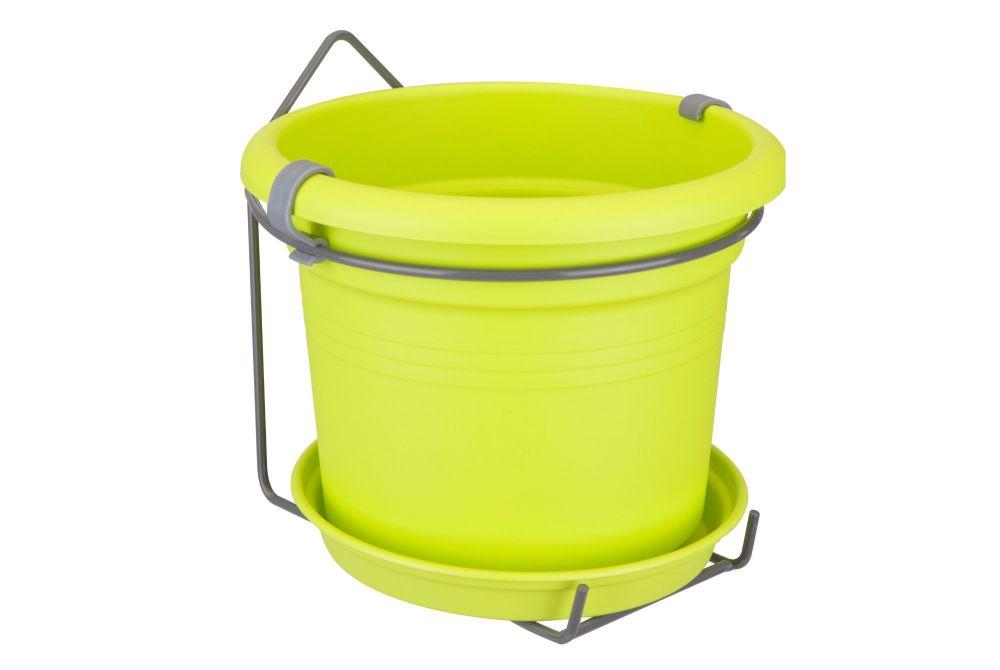 GREEN BASIC POTHOLDER ALLIN 1 lime green