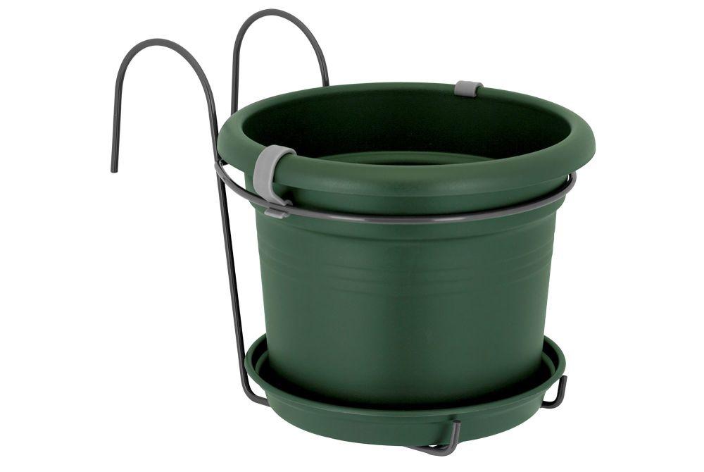 GREEN BASIC POTHOLDER ALLIN 1 leaf green