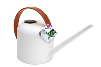 B.FOR SOFT WATERING CAN 1.7L white/ brique