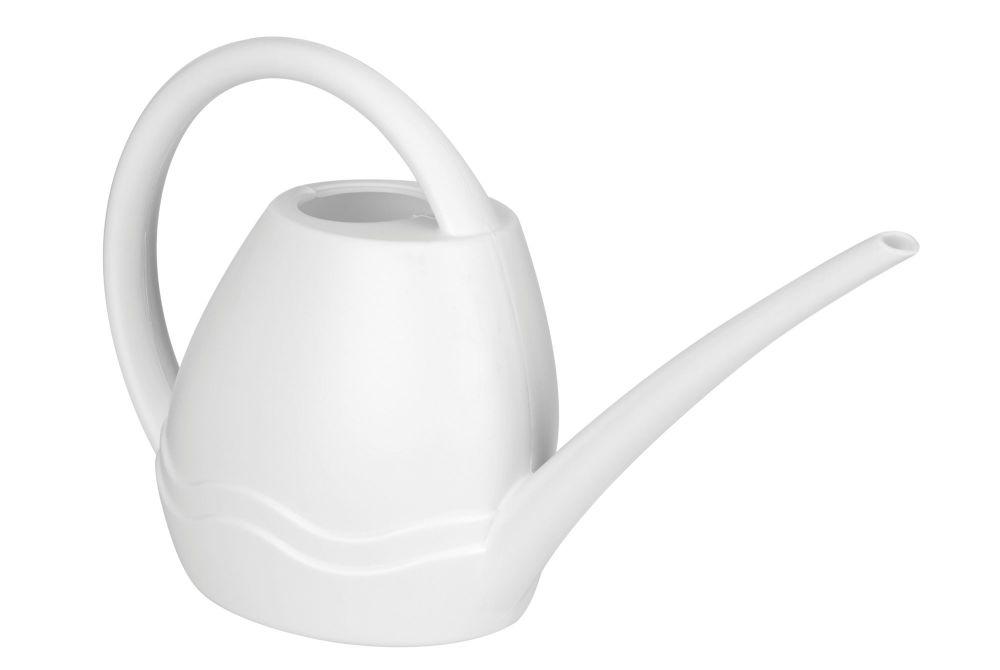 AQUARIUS WATERING CAN 1.5L  white