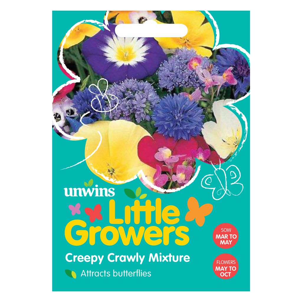 Little Growers Creepy Crawly Mixture