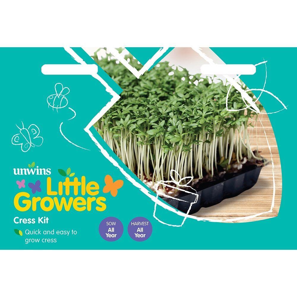 Little Growers Cress Kit