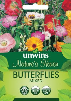 NH Butterflies Mixed