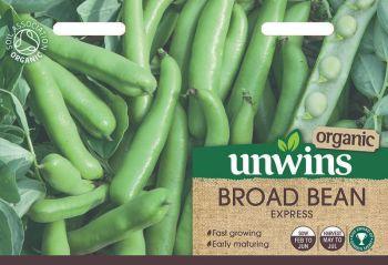 Broad Bean Express (Organic)