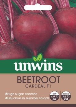 Beetroot (Round) Cardeal F1