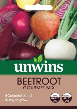 Beetroot (Round) Gourmet Mix