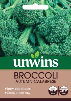 Broccoli (Calabrese) Autumn Calabrese