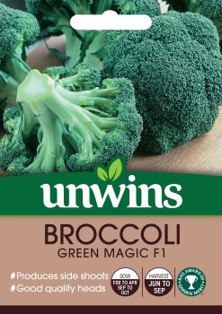 Broccoli (Calabrese) Green Magic F1