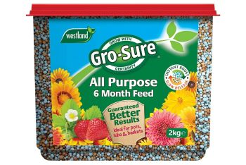Gro-Sure All purpose 6 months feed 2 kg