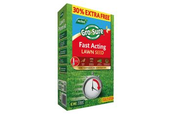 Gro-Sure fast acting lawn seed 13sqm