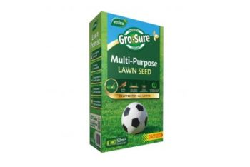 Gro-sure multi purpose lawn seed 50sqm