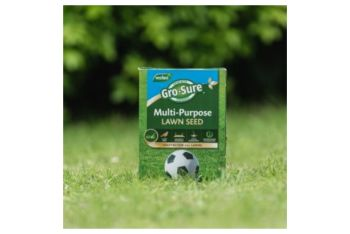 Gro-sure multi purpose lawn seed 13sqm