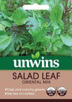 Salad Leaf Oriental Mix