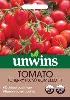 Tomato (Cherry Plum) Romello F1