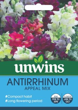 Antirrhinum Appeal Mix