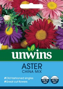 Aster China Mix