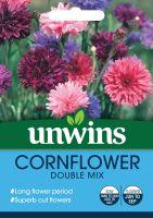 Cornflower Double Mix