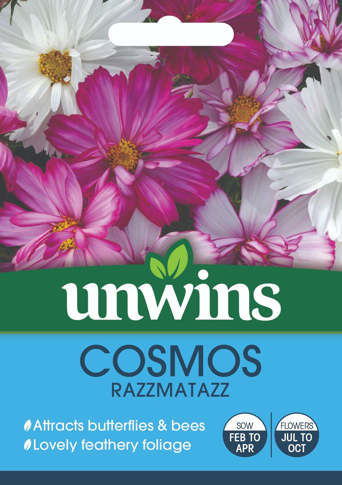 Cosmos Razzmatazz