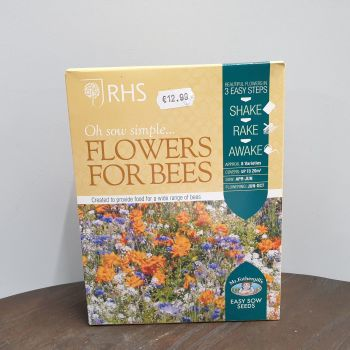 RHS FLOWERS FOR BEES box