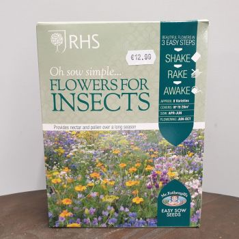 RHS FLOWERS FOR INSECTS box