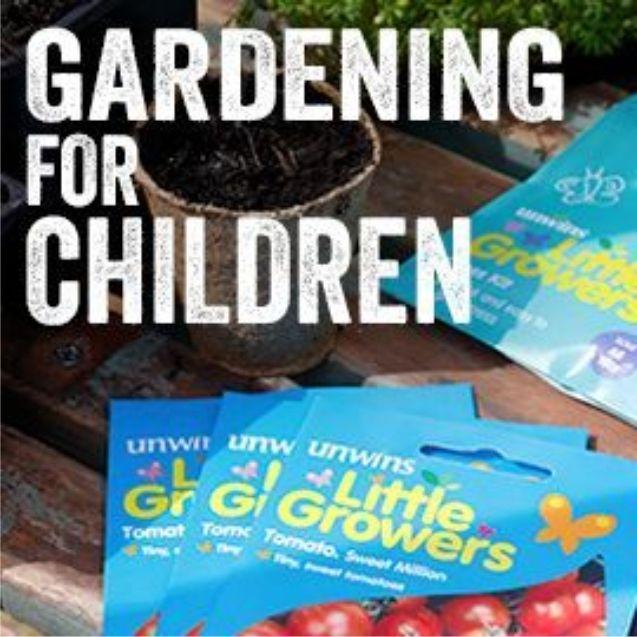 Gardening for children