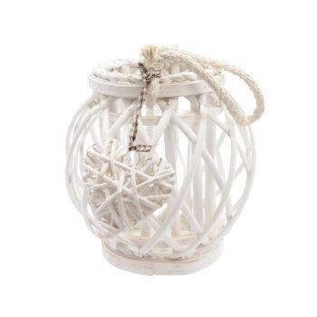 Lantern willow white