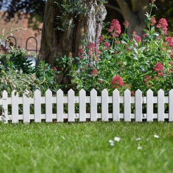 PICKET FENCE - 4 PACK