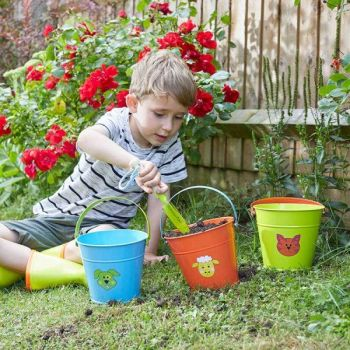 JUNIOR GARDENING BUCKET