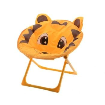 KIDS GARDEN CHAIR LION