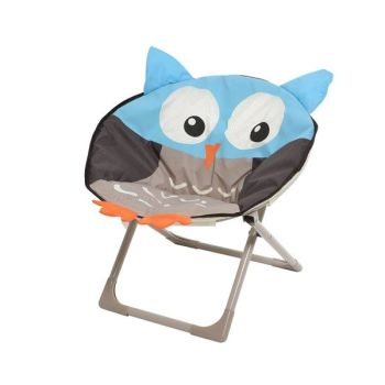 KIDS GARDEN CHAIR OWL