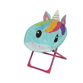 KIDS GARDEN CHAIR UNICORN